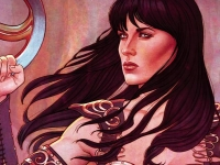 An Exclusive Look At The New Xena Comic!